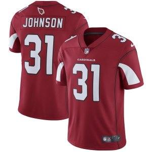 Youth Arizona Cardinals David Johnson Nike Cardinal Vapor Untouchable Limited Player Jersey