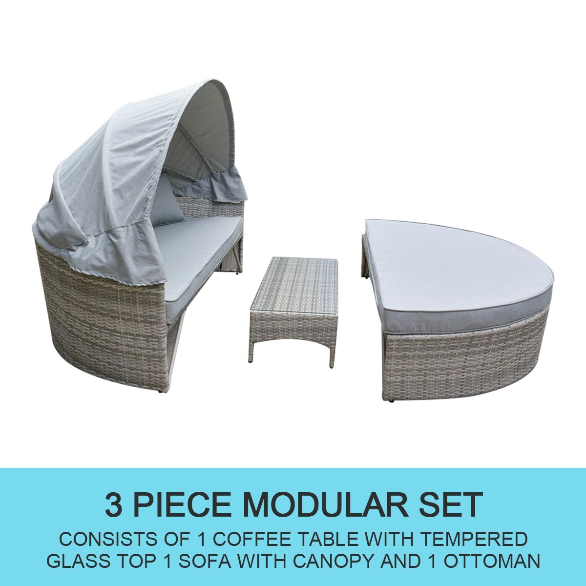 canopy daybed outdoor wicker sun sofa lounge best deals cebu pe round day bed lounger rattan furniture set colours may differ on viewing device all rights reserved