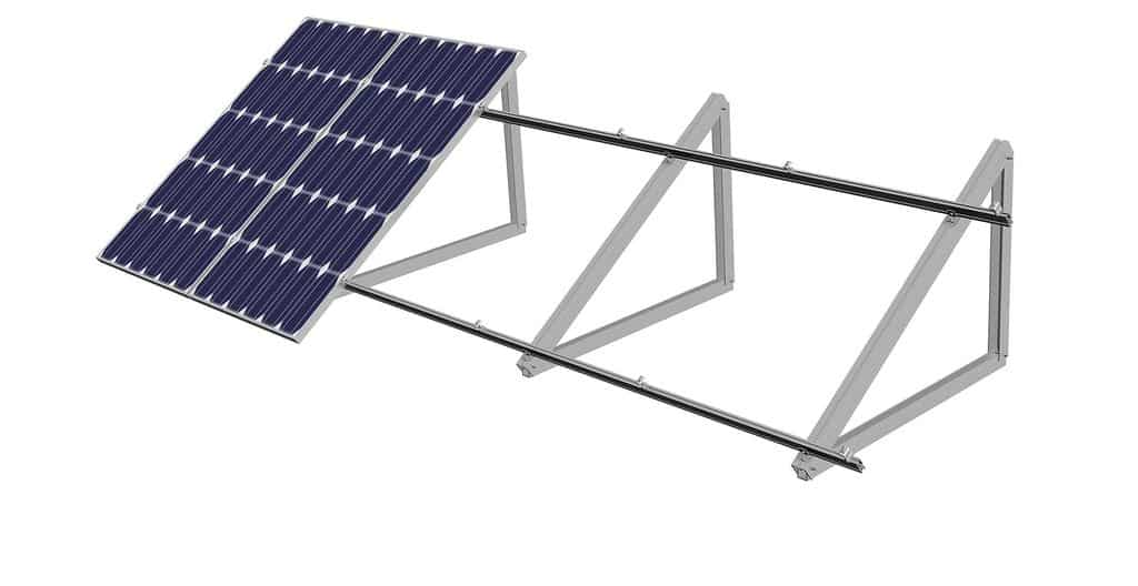 solar panel array wiring diagram 2 4 liter mitsubishi engine racking for roof and ground mount sunmodo awning system