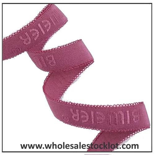 Fashion 10mm Elastic Tape for Underwear