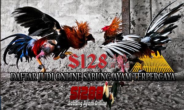 Daftar Judi Online Sabung Ayam di Situs Agen Terpercaya