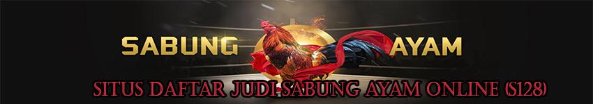 Situs Daftar Judi Sabung Ayam Online - Agen Judi Sabung Ayam Online Terpercaya Indonesia