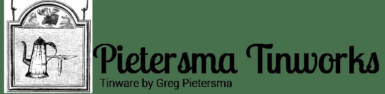 Pietersma Tinworks Wholesale Site