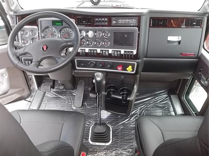 Kenworth T660 Interior 2009