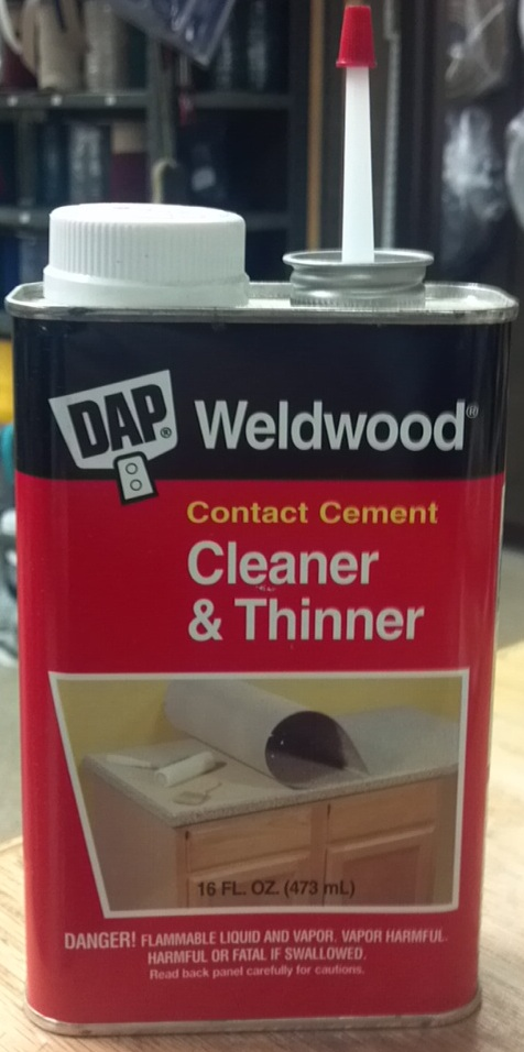 Contact Cement Thinnercleaner