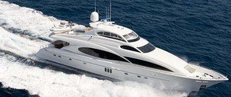 Boat on the Ocean, Type of Vehicle covered by Boat Warranty