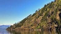 Windy Point, Lake Pend Oreille in Idaho, RV Destination