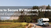 10 Reasons to Secure RV Warranty Coverage
