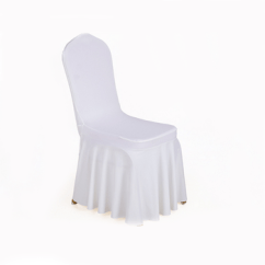 Wholesale Lycra Chair Covers Australia Plastic Chairs For Sale High Quality Semi Fitted Cover White