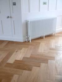 Oak Herringbone Blocks | Parquet Wood Flooring | European Oak