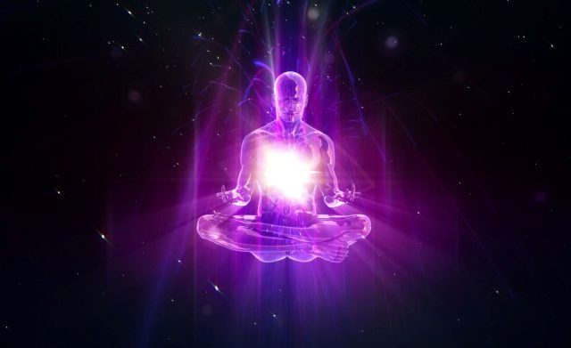 what is human aura energy field vibes