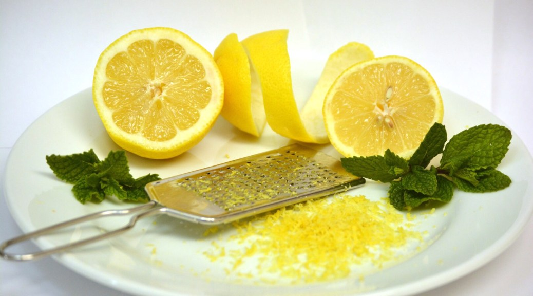 Lemon peel medicinal facts
