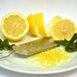 Lemon peel medicinal facts