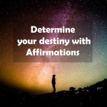 Effect of Daily Affirmations (Positive words) on Subconscious Mind, Health and Happiness