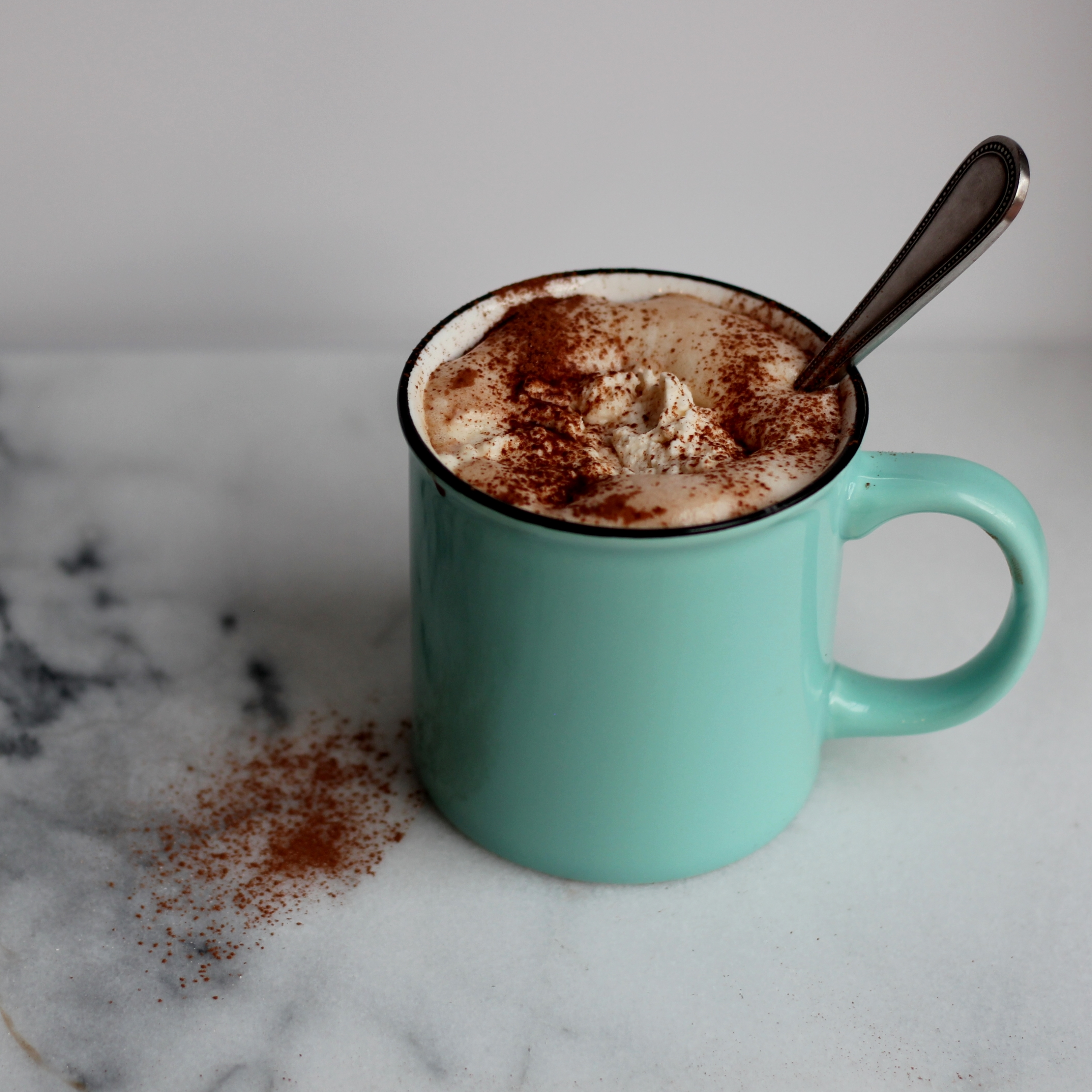 Hot Chocolate Mix | wholesomefamilykitchen.com