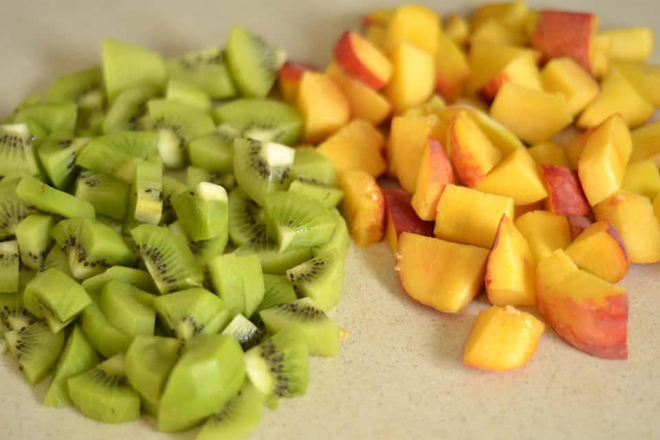 Basil Lime Fruit Salad4