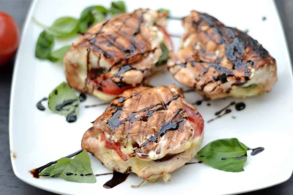 Grilled Tuscan Chicken 2