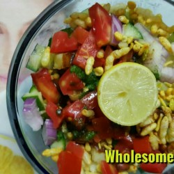 Wholesome Bhel Salad