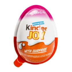 Keep your kids away from kinder joy