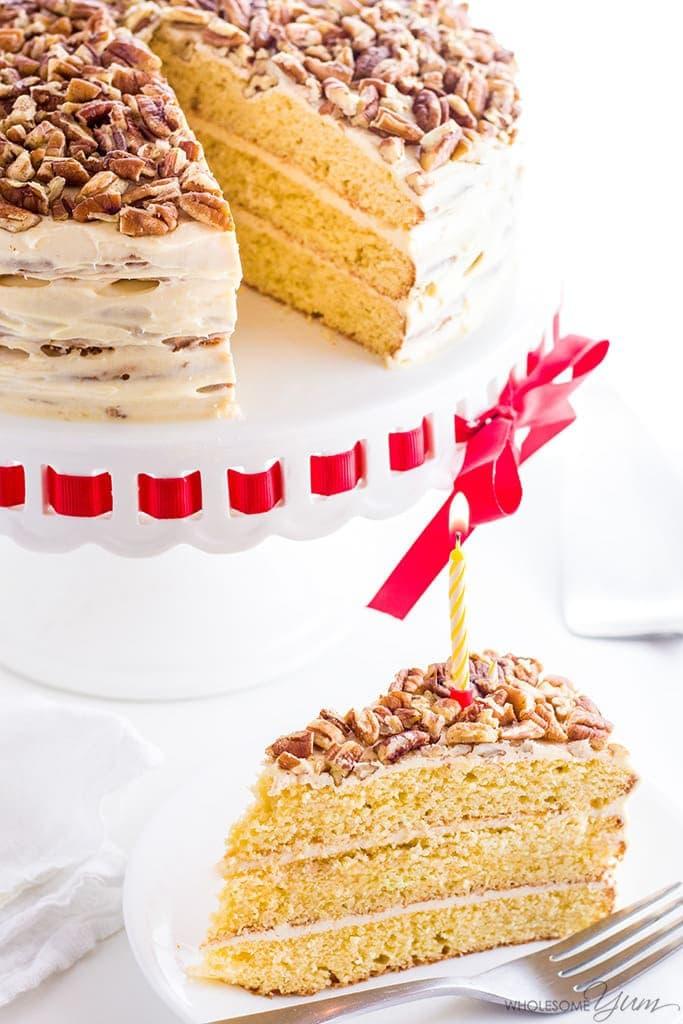 Easy Cake Recipes No Vanilla
