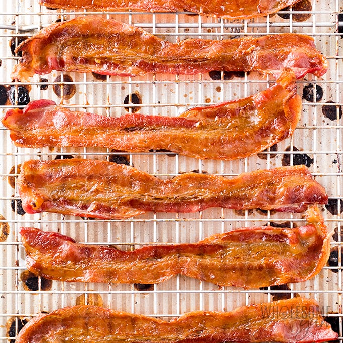 how to cook bacon in the oven crispy easy way