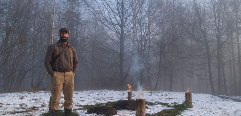 Honey & Blood: a conversation with Fulbright eco-artist Craig Goodworth