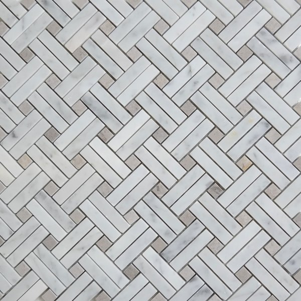 3 8 Carrara Marble Threshold