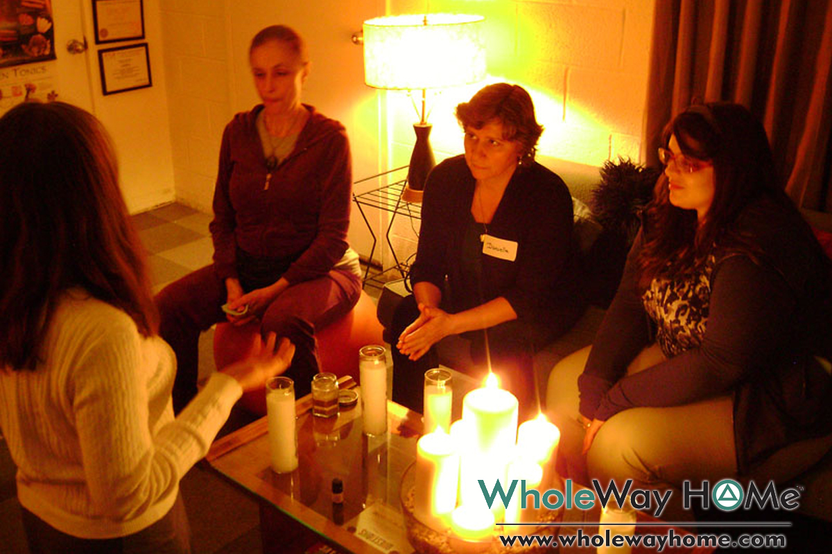 WholeWay Home 9 Monthly ALL Faiths Shabbat