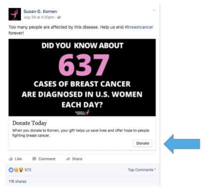 facebook-donate-button-susan-g-komen