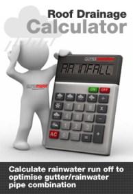 Rainwater Calculator from Guttermaster