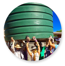 Wholly H2O, In the Know: Rainwater