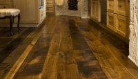 Distressed Wood Flooring; Exotic Flooring Idea to Add ...