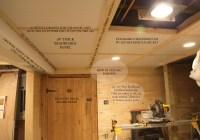 Basement Ceiling Ideas with Beautiful Finishing ...