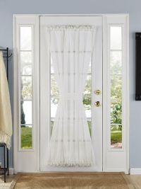 best French door curtains