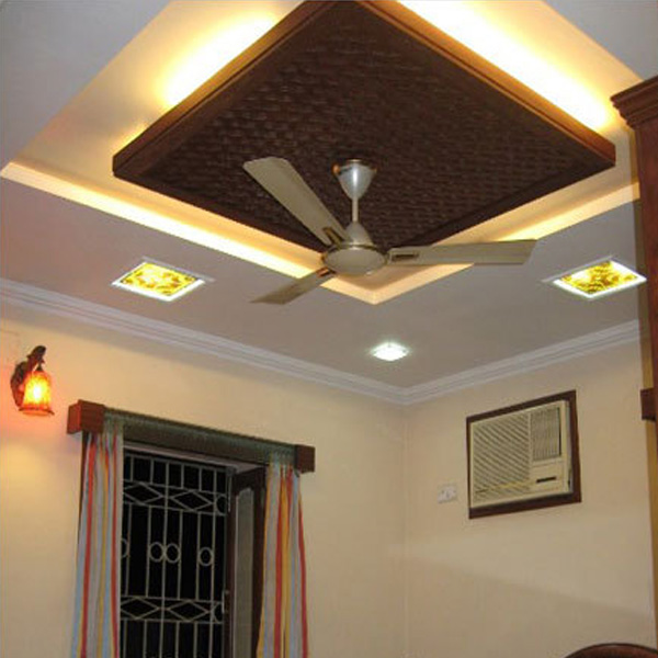 false ceiling tiles  False Ceiling Provides More Practical Functions and Better Look