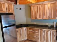 Hickory Cabinets for Traditional and Rustic Look Kitchen ...