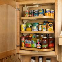 kitchen cabinet organizers india