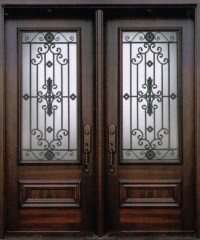 modern Wrought iron doors - Wrought Iron Doors Design for ...