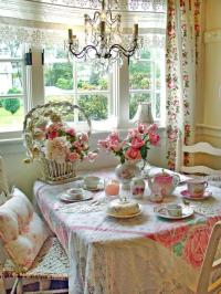 shabby chic decorating style - Shabby Chic Decor with ...