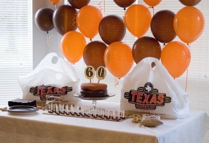 60th Birthday Party Ideas On A Budget Whomestudiocom Magazine