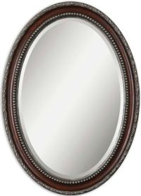 Decorative Oval Mirror