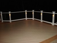 deck lighting low voltage - Deck Lighting Tips for Your ...