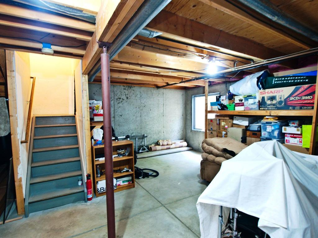 Unfinished Basement Ideas Can Be Unexpectedly Useful