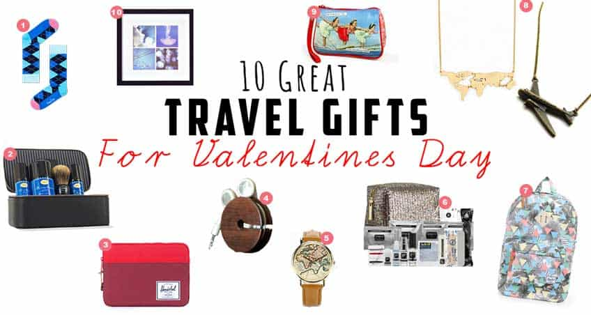 Travel Gift Ideas For Valentines Day Who Needs Maps