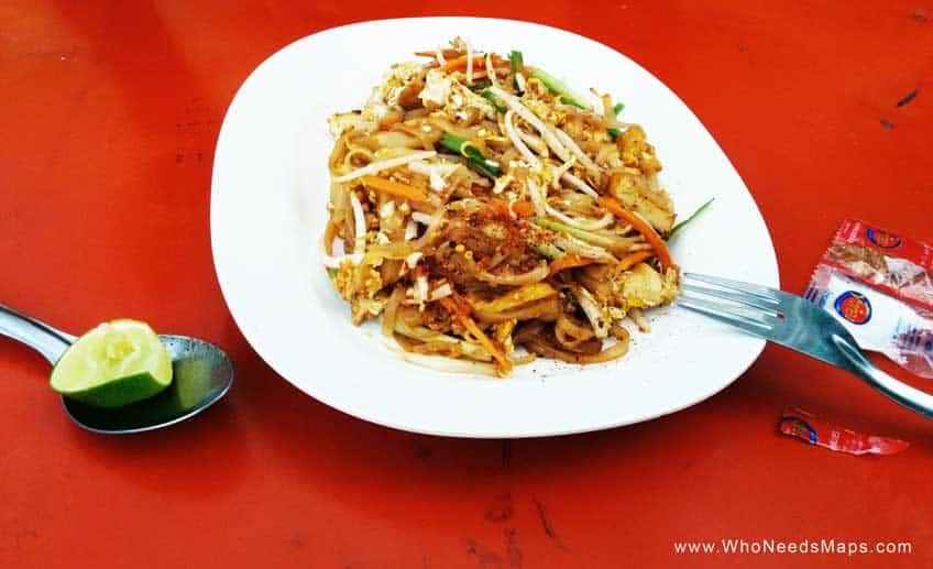 Best Southeast Asian Food - pad thai