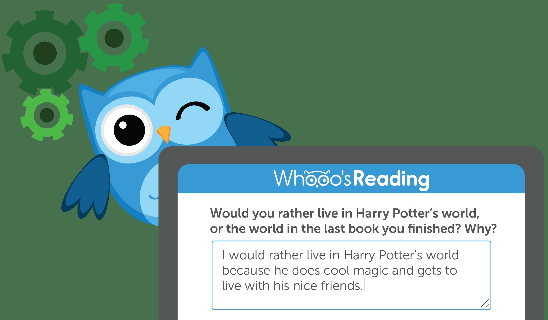 Whooo S Reading