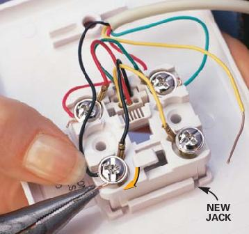Home Telephone Wiring Guide   mwb-online.co on