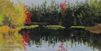Fall Maine Pastel