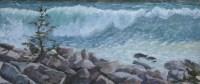 Maine Surf Pastel