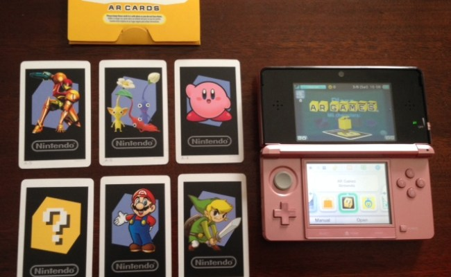 Nintendo 3ds Review Great Handheld Game Unit For Kids